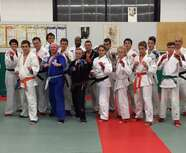 Entrainement de Masse Fighting 25/11/15
